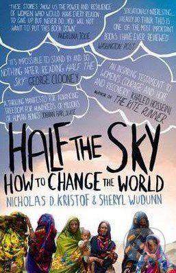 Little, Brown Half the Sky - Nicholas D. Kristof, Sheryl WuDunn cena od 376 Kč