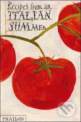 Phaidon Recipes from an Italian Summer - cena od 652 Kč