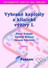 Pavel Kohout: Vybrané kapitoly z klinické výživy I. cena od 140 Kč