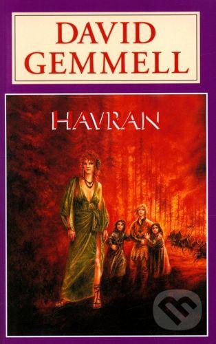 David Gemmell: Havran cena od 180 Kč