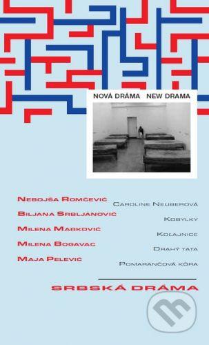 Divadelný ústav Srbská dráma - cena od 257 Kč