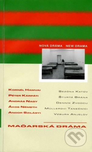Divadelný ústav Maďarská dráma - cena od 267 Kč