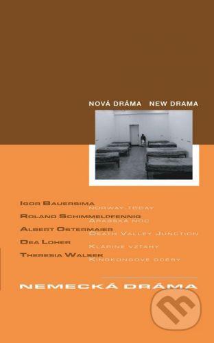 Divadelný ústav Nemecká dráma - Anna Grusková (zostavovateľka) cena od 196 Kč