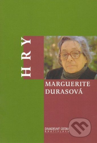 Divadelný ústav Hry - Marguerite Durasová cena od 200 Kč