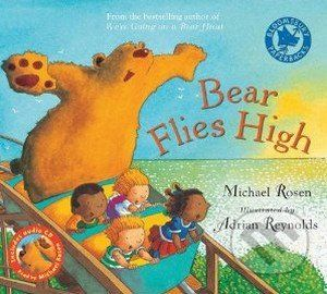 Bloomsbury Bear Flies High - Michael Rosen cena od 250 Kč