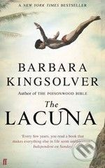 Faber and Faber The Lacuna - Barbara Kingslover cena od 297 Kč