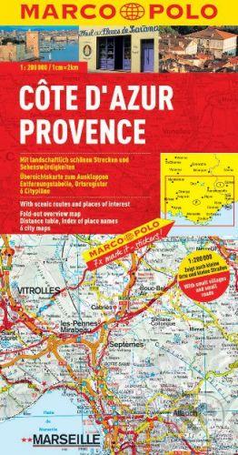 Francie Cote d´Azur, Provence cena od 160 Kč