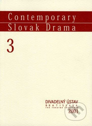 Divadelný ústav Contemporary Slovak Drama 3 - Juraj Šebesta cena od 124 Kč