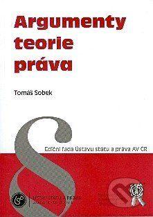 Aleš Čeněk Argumenty teorie práva - Tomáš Sobek cena od 309 Kč