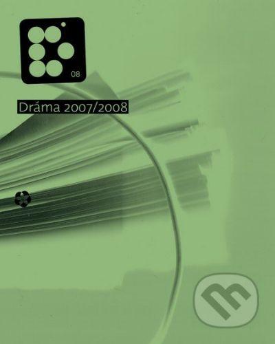 Divadelný ústav Dráma 2007/2008 - cena od 200 Kč