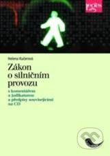 Leges Zákon o silničním provozu s komentářem a judikaturou a předpisy souvisícími na CD - Helena Kučerová cena od 489 Kč