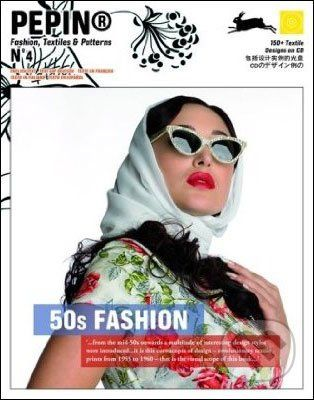 Pepin Press 50s Fashion + CD - cena od 199 Kč