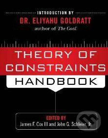 McGraw-Hill Theory of Constraints Handbook - James F Cox III, John Schleier cena od 2933 Kč