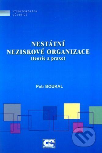 Oeconomica Nestátní neziskové organizace - Petr Boukal cena od 980 Kč