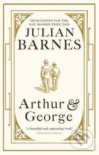 Vintage Arthur & George - Julian Barnes cena od 299 Kč