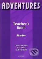 Oxford University Press Adventures: Starter - Teacher's Book - Ben Wetz cena od 466 Kč