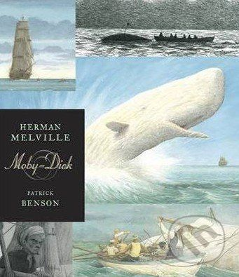 XXL obrazek Walker books Moby-Dick - Herman Melville