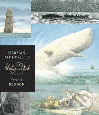 Walker books Moby-Dick - Herman Melville cena od 441 Kč