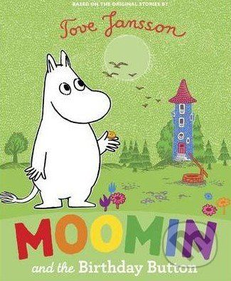 Penguin Books Moomin and the Birthday Button - Tove Jansson cena od 169 Kč