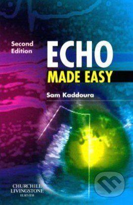 Churchill Livingstone Echo: Made Easy - Sam Kaddoura cena od 900 Kč