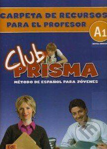 vydavateľ neuvedený Club Prisma A1 - Carpeta de recursos para el profesor - cena od 936 Kč
