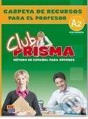 vydavateľ neuvedený Club Prisma A2 - Carpeta de recursos para el profesor - cena od 1248 Kč