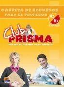 vydavateľ neuvedený Club Prisma A2 + B1 - Carpeta de recursos para el profesor - cena od 1248 Kč