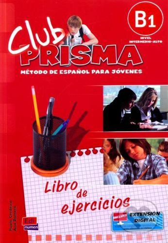 vydavateľ neuvedený Club Prisma B1 - Libro de ejercicios - cena od 208 Kč