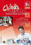 vydavateľ neuvedený Club Prisma B1 - Libro del profesor - cena od 548 Kč
