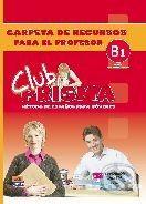 vydavateľ neuvedený Club Prisma B1 - Carpeta de recursos para el profesor - cena od 1248 Kč