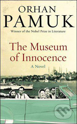 Pamuk Orhan: Museum of Innocence cena od 192 Kč