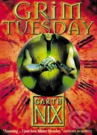 HarperCollins Publishers Grim Tuesday - Garth Nix cena od 206 Kč