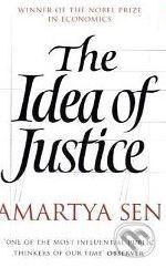 Penguin Books The Idea of Justice - Amartya Sen cena od 298 Kč