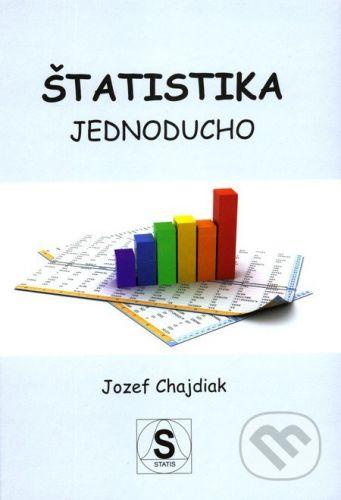 Statis Štatistika - Jozef Chajdiak cena od 273 Kč