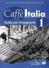 INFOA Caffé Italia 1 - Teacher's book - N. Cozzi cena od 288 Kč