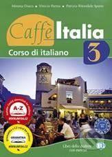 INFOA Caffé Italia 3 - Student's book - M. Diaco cena od 367 Kč