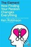 Penguin Books The Element - Ken Robinson cena od 325 Kč