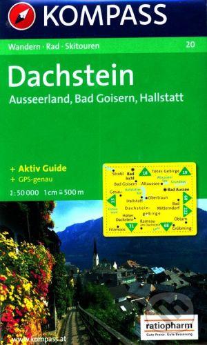 MAIRDUMONT Dachstein - cena od 225 Kč