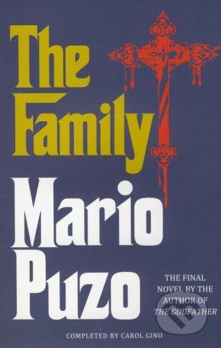 Arrow Books The Family - Mario Puzo cena od 174 Kč