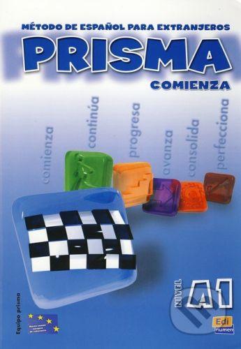vydavateľ neuvedený Prisma A1 - Alumno - cena od 399 Kč