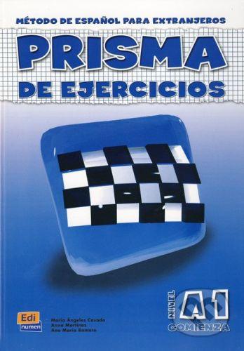vydavateľ neuvedený Prisma A1 - De ejercicios - Maria Ángeles casado, Anna Martinez, Ana Maria Romero cena od 308 Kč