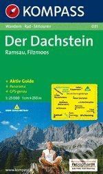 MAIRDUMONT Der Dachstein - cena od 225 Kč