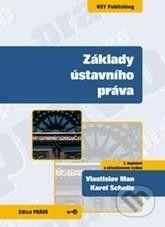 Key publishing Základy ústavního práva - Vlastislav Man, Karel Schelle cena od 174 Kč