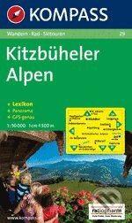 MAIRDUMONT Kitzbüheler Alpen - cena od 173 Kč