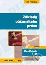 Key publishing Základy občanského práva - Karel Schelle a kolektív cena od 178 Kč