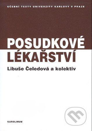 Karolinum Posudkové lékařství - Libuše Čeledová a kol. cena od 105 Kč