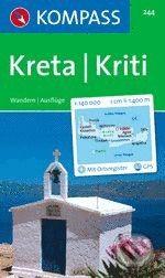 MAIRDUMONT Kreta/Kriti - cena od 173 Kč