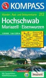 MAIRDUMONT Hochschwab - cena od 150 Kč