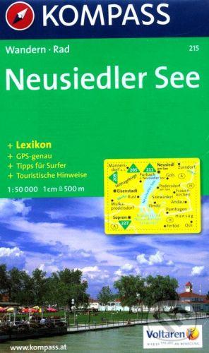 MAIRDUMONT Neusiedler See - cena od 153 Kč