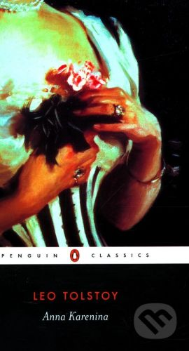 Penguin Books Anna Karenina - Leo Tolstoy cena od 420 Kč